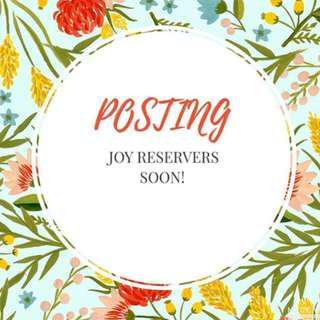 Joy Reservers & Bogus Buyers