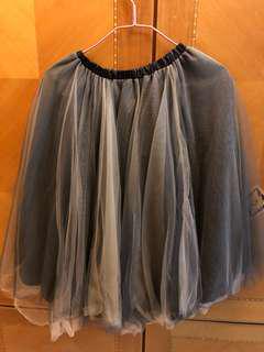 仙女裙 長裙 紗