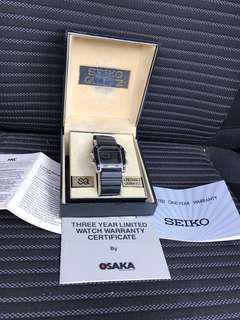 Seiko g757-5000 James Bond