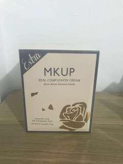 MKUP Real Complexion Cream - 50ml (Brand new)