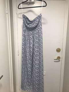 Jacob strapless dress