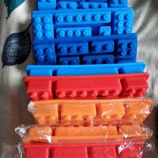 樂高矽膠製冰器