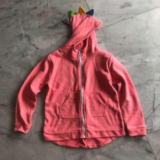 🚚 Dinosaur Pink Jacket Long Sleeve