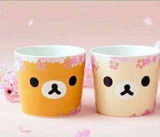 🚚 拉拉熊櫻花杯