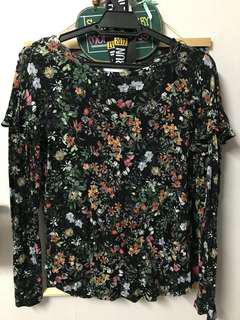 H&M Floral Top [PRICE REDUCED]