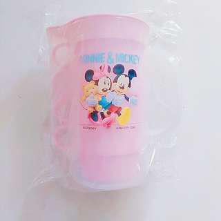 🚚 米奇米妮粉紅杯