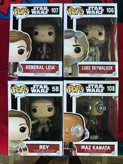 Star Wars the Force awakens set