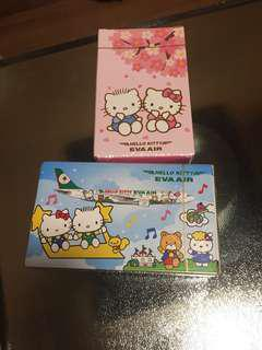 Hello kitty 啤牌
