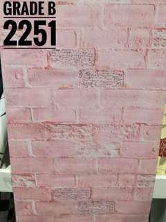 Bricks Wallpaper - NEW