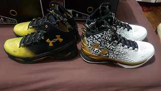 Under Armour Curry Back2Back MVP Pack