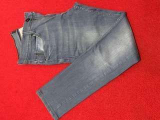 Zara Man denim wear