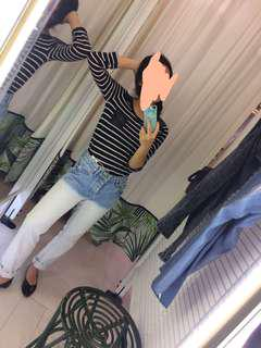 Ombre Jeans Pull&Bear