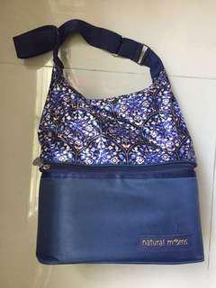 Natural Moms Cooler Bag - With freegift 🎁
