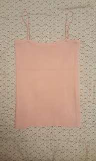 Pink Knit Camisole
