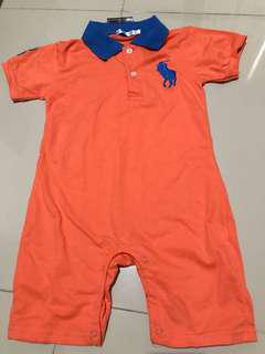 polo jumpsuit