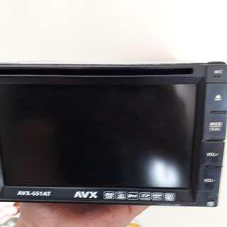 Tape/tv mobil avx