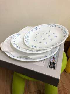 🚚 康寧盤(3件組)特價