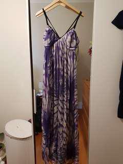 WISH maxi dress