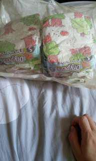 Drypers Wee Wee Dry diapers S size