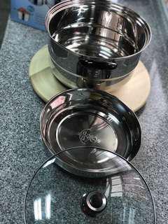 🚚 高效能雙層節能鍋