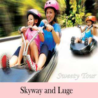 Skyway and Luge [Open Ticket]  sentosa