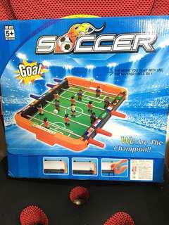 🚚 桌上足球遊戲