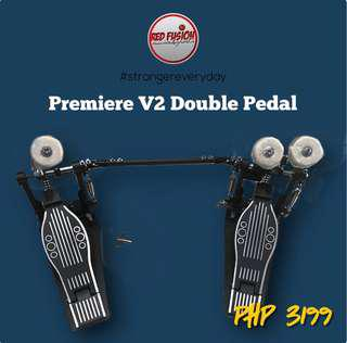 V2 Double Pedal