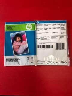 HP Glossy Photo Paper (2 packs)