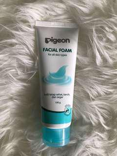 Pigeon Facial Foam