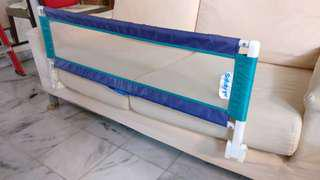 Children bed guard rails safety 1st