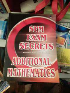 Spm references add maths and maths