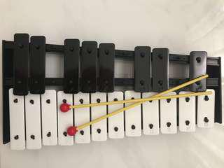 Chromatic Glockenspiel (LAZER instruments)