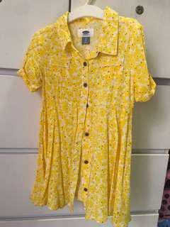 Old Navy Short Sleeve Dress