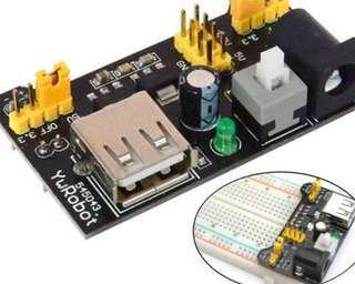 Breadboard Power Supply Module 3.3V/5V