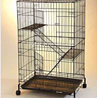 2 Tier Pets Cage *FREE FOOD BOWL**