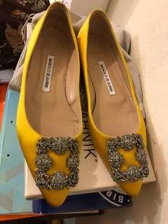 Preloved Manolo Blahnik Shoes
