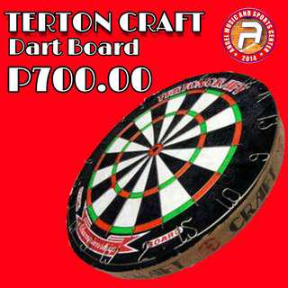 Terton Craft Dartboard