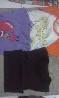 3 Basic T shirt
