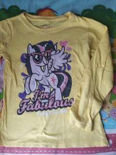Kaos My Little Pony Twilight Sparkle