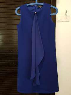 Voir Executive Blue Dress