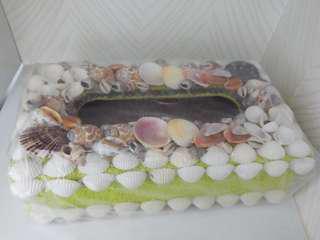 Shell tissue (kotak tissue)