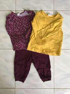 H&M Top & Pants