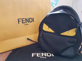 Authentic Fendi Monster BagPack