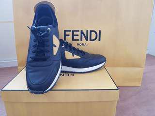 Authentic Fendi Monster Shoe