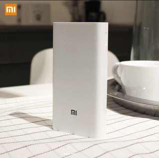 Original Xiaomi 2C mobile power#power bank#20000mah