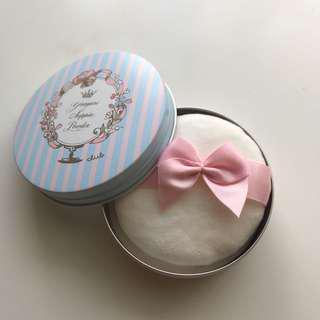 Yugari Suppin Powder Pastel Rose Fragrance