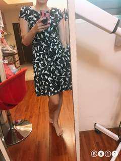 🚚 黑色短洋裝