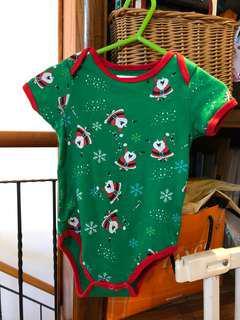 Baby Romper Christmas