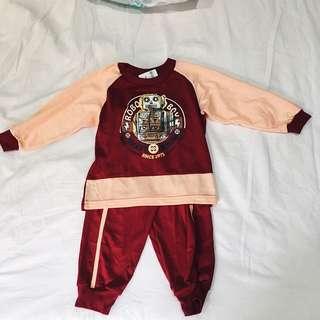 Fiffy Pyjamas 2-3 yo