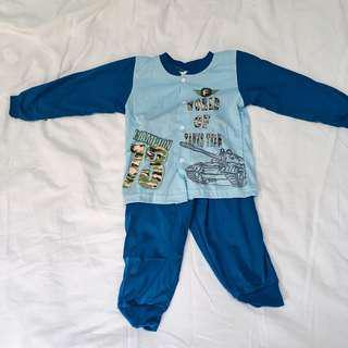 Fiffy Pyjamas 2-3yo